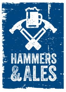 Hammers & Ales Logo